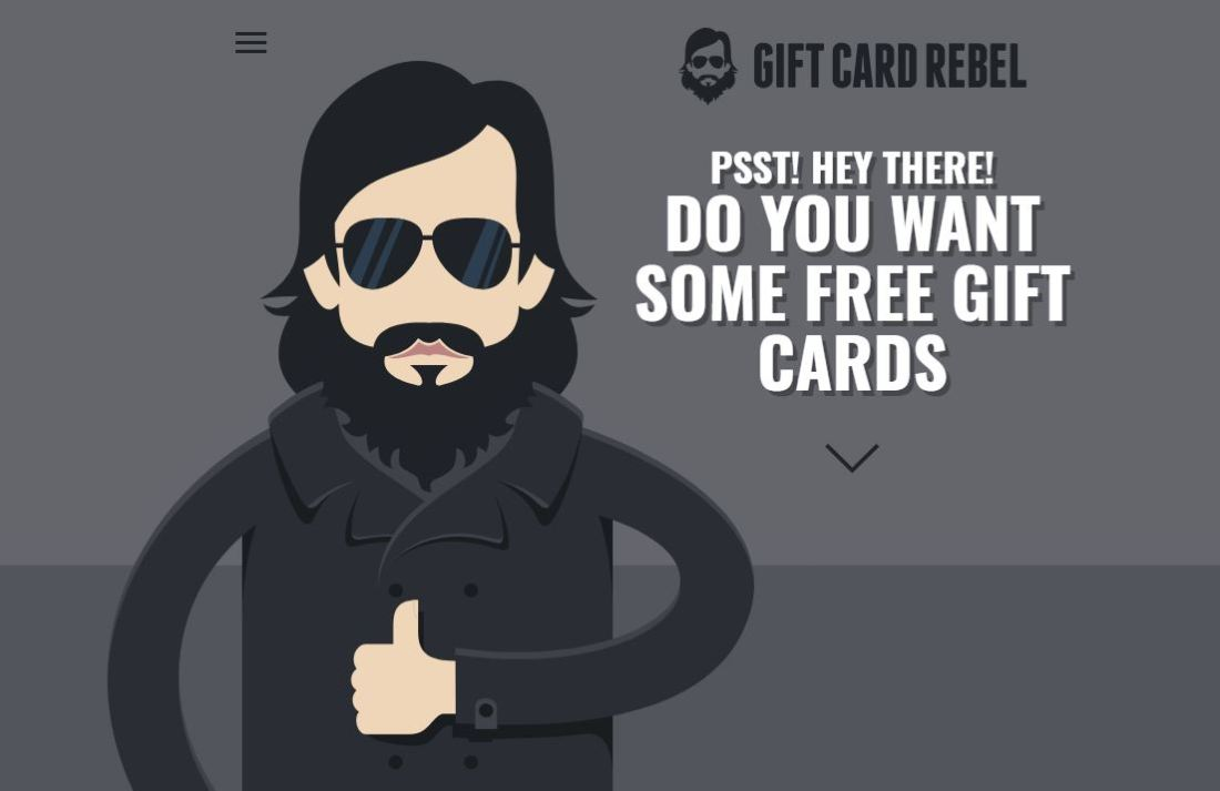 do you want some free gift cards